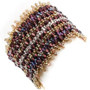 """2 """" Gemischt Rocailles Handbeaded Mode Armband Lange Lebensdauer"""