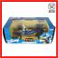 Bburago-Disney-Collection-1-24-Diecast-Coche-de-carreras-de-formula-1-Donald-Duck-Burago miniatura 1