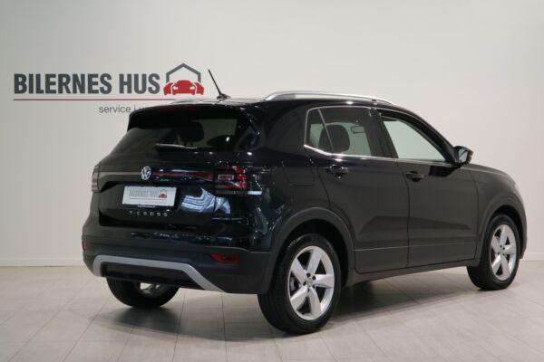 VW T-Cross 1,0 TSi 115 Style+ DSG - billede 1