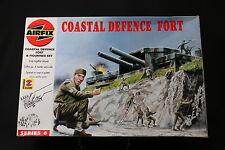 XL051 AIRFIX  1/76 maquette figurine 06706 Coastal Defence Fort + Figurines 1994