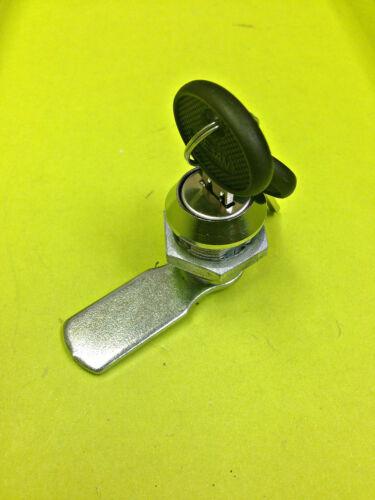 Cam Lock File Cabinet Mailbox Desk Drawer Cupboard Locker with 2 Keys 90°