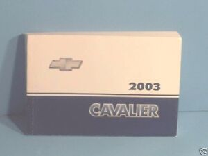 03-2003-Chevrolet-Cavalier-owners-manual