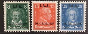Germania-1927-Organizzazione-Internazionale-del-Lavoro-sessione-Berlino-Optd-i-a-a-10-MH
