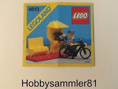 LEGO® Bauanleitung Instruction Nr 6613