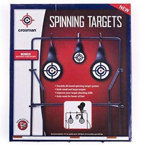 Shooting Target Spinning Airgun BB Paintball Airsoft Pellet Hunting Shoot Target