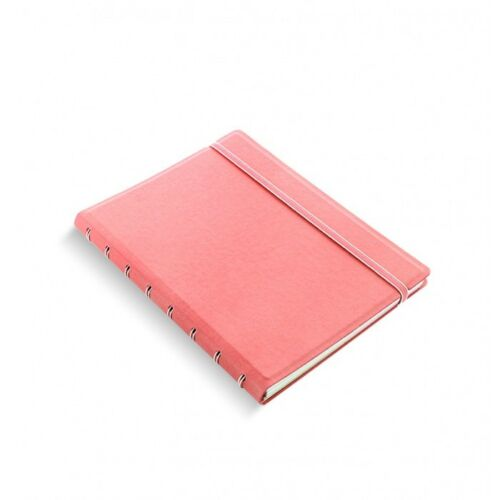 Filofax A5 Notizbuch Rose Leder Aussehen Organizer