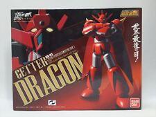 SOUL OF CHOGOKIN GX-51 GETTER DRAGON Bandai mazinger shogun getter robo