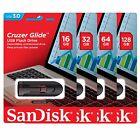 Sandisk 16GB 32GB 64GB 128GB Cruzer Glide USB 3.0 Flash Drive Memory Stick Lots