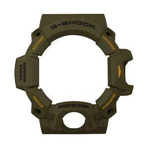 Genuine CASIO G shock Reloj Banda Bisel Shell RANGEMAN GW