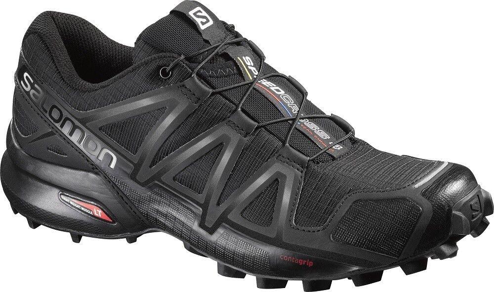 Salomon Speedcross 4 L383097 Trail Running Zapatillas Zapatos Atléticos para mujer Nuevo