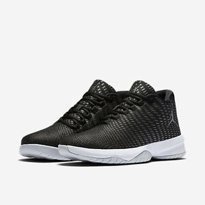 881444-011 Air Jordan B.Fly Black Grey-Platinum-White Sizes 8-12 NIB ... 8d02eca39