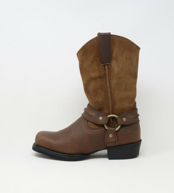 HARLEY DAVIDSON Men Boots Stan Brown
