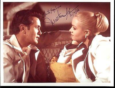 Dated Cbs Info Back 8x10 Jsa Coa #r66833 Martin Sheen Actor,signed,inscribed