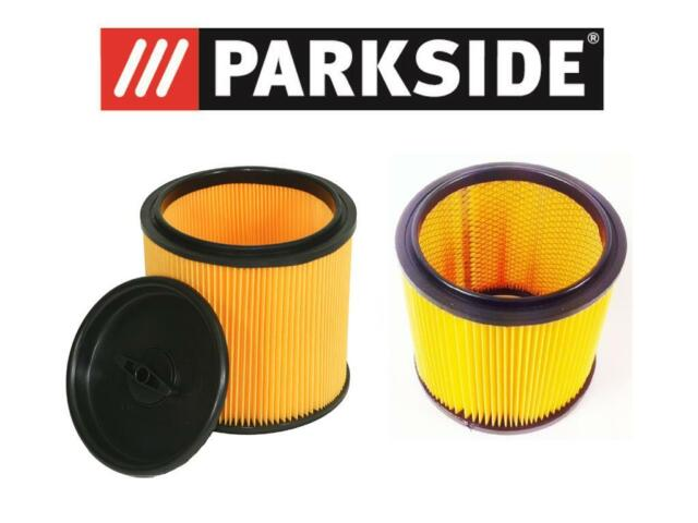 2 Filter Set PARKSIDE PNTS 1300 B2 LIDL IAN 69502 Nass Trocken Sauger