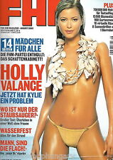 FHM D Germany - 2002/08 Paulina Rubio, Eva Habermann, Holly Valance, Thomas D