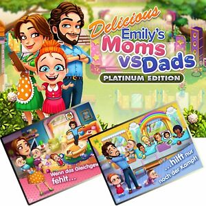 Delicious-16-Emily-039-s-Moms-vs-dads-Platinum-Edition-PC-Windows