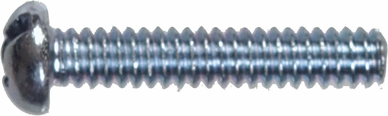 100-Pack,Zinc The Hillman Group 111727 1 1 1 8-32 x 1-1//4-Inch Truss Combo Head Machine Screw