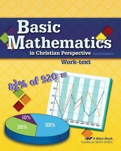 Abeka-Basic-Mathematics-in-Christian-Perspective-Work-text