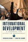 International Development a Casebook for Effective Management 9781450255264