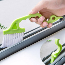Trycooling Hand-held Groove Gap Cleaning Tools Door Window Track Kitchen Brushes
