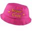 SUPER CUTE Childrens Summer Bucket Bush Hat Sun Protection Girls Kids Patterned