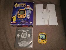 Tamagochi Podometro Pokemon Pikachu Completo con caja e instrucciones