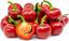 Cherry Bomb 100 Graines de piment Baiser de Satan Satan/'s Kiss Pepper Seeds