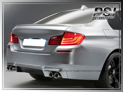 Choose your color M5 Style Trunk Spoiler Fits 11-15 BMW F10 528i 535i 550i