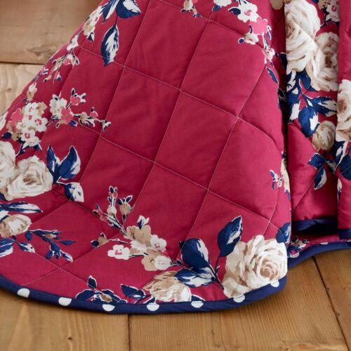 Catherine Lansfield Canterbury Plum Duvet Bedding Set