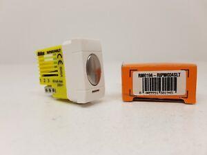 Relco Rm0194 Ripmo34slt Ripetitore Sensoriale Shui Per Bticino Light Bianco Chaud Et Coupe-Vent