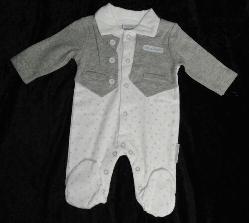 Strampler Spieler Overall Anzug Weste Baby Feier Langarm Kurzarm 50 56 62 68