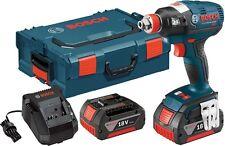 Bosch IDH182-01L 18V Cordless Li-Ion Brushless Socket Ready Impact Driver Kit NU