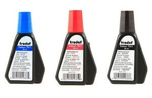 Image Is Loading TRODAT Refill Ink For Self Inking Stamp Permanent