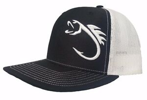 4ae9892921d Image is loading Richardson-Fishing-Hook-Snapback-Hat-Trucker-Cap-for-