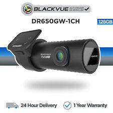 NEW Blackvue DR650GW - 1CH 128GB DVR Front Car Dash Camera With Wifi GPS Full HD