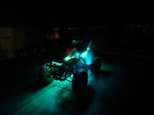 MILLION-COLOR LED PERFORMANCE ATV QUAD CAN-AM POLARIS UNDERGLOW NEON LIGHT KIT
