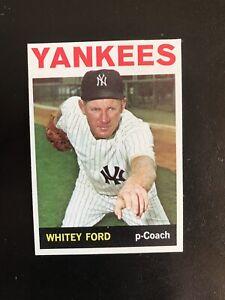 1964 TOPPS #380 WHITEY FORD HOF NY YANKEES— SHARP💥*** (wph)