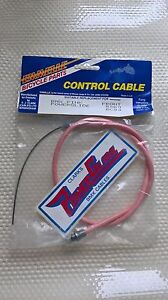 POWERGLIDE-BMX-FRONT-BRAKE-CABLE-FOR-OLD-SCHOOL-BMX-BIKE-PINK-5060