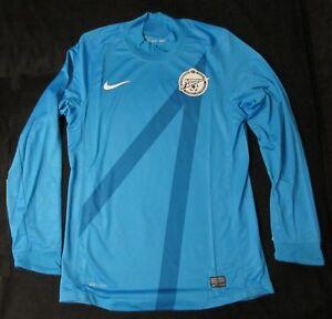 Original-zenit-st-petersburgo-jugador-camiseta-nike-nuevo-as-match-worn-Player-Issue