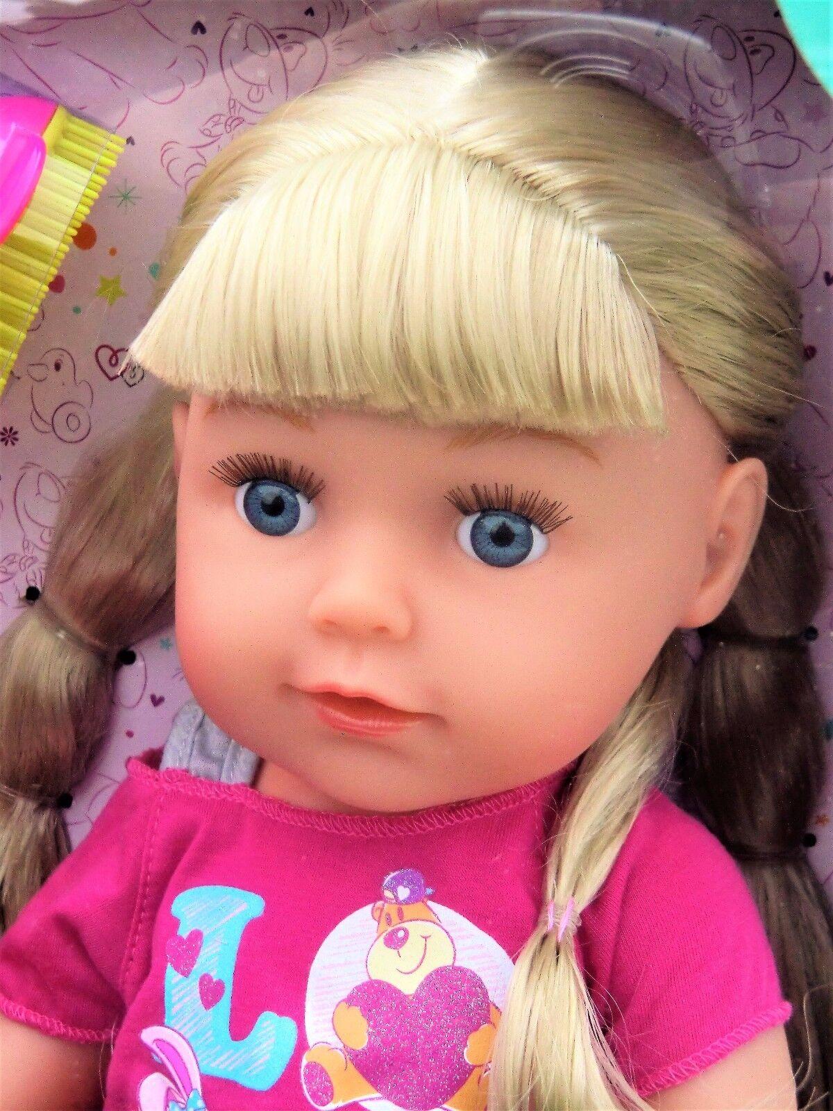 BABY born® Interactive Sister (Zapf Creation 820704) – NEU und OVP