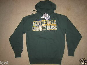 Scottsdale Community College Artichokes Scc Hoody Sweatshirt Small S