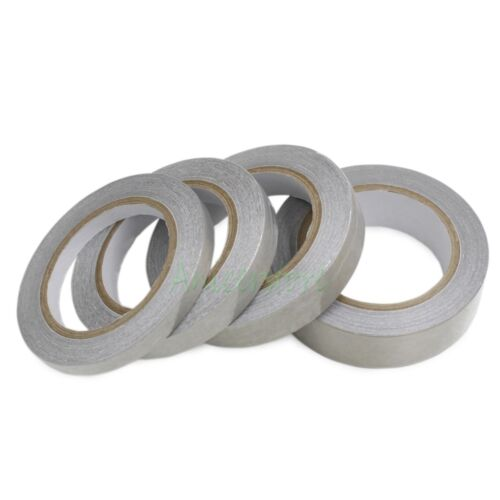 4pcs 10mm 15mm 20mm 30mm Conductive Cloth Fabric Adhesive Tape LCD Cable Shield