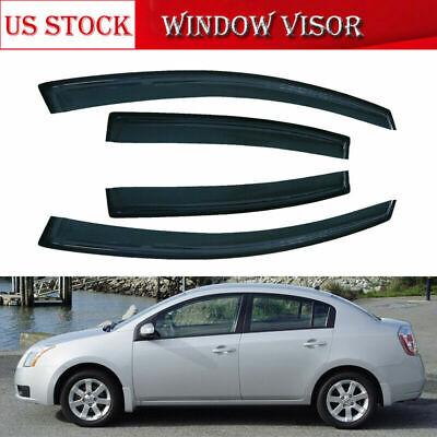 Side Window Visor Rain Guard For 2006 2007 2008 2009 2010 2011 Chevrolet Impala