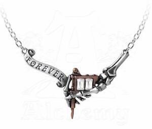 Forever-Inked-Necklace-Alchemy-Gothic-UL17-Tattoo-Gun-jewellery-ULFP22