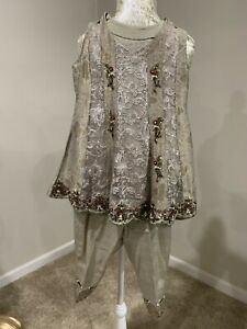 Pakistani Indian Small Girl Dresses For Wedding And Party Wear Ebay,Long Sleeve Wedding Guest Dresses