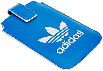 adidas s Kunstleder Trefoil Druck Smartphone iPhone Tasche Rotkehlhüttensänger