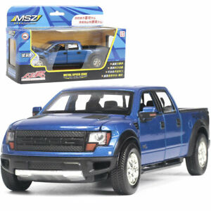 1:32 Ford F150 Raptor Pickup Truck Model Car Diecast Toy Vehicle Collection Gift