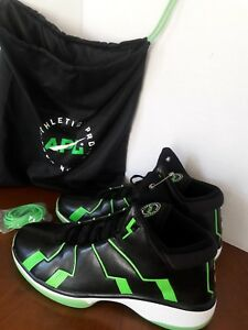 APL Athletic Propulsion Labs Size 17 Basketball Shoes Black   Green ... cad842fde