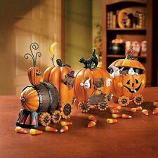 Honey and Me Travis the Jack/'O/'lantern Halloween Fall Decor Pumpkin NEW!