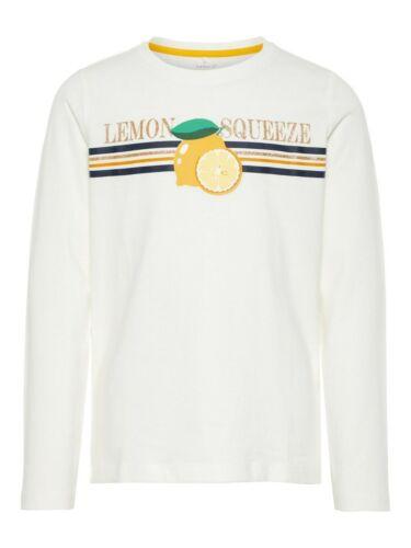 NAME IT Mädchen Langarmshirt Shirt langärmlig NKFSELENA Snow White 122-164